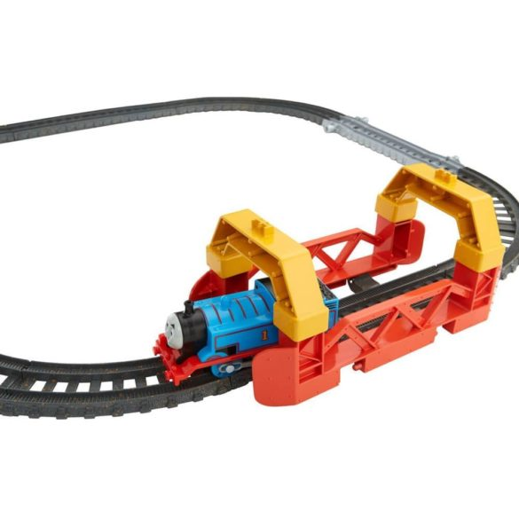 Thomas Friends Set 2 In 1 Track Builder 5