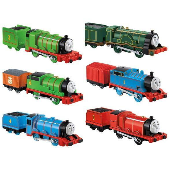 Thomas Locomotive Motorizate Noi cu Vagon