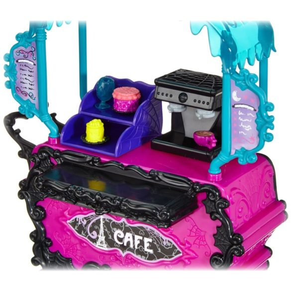 cafenea monster high scaris cafe 3