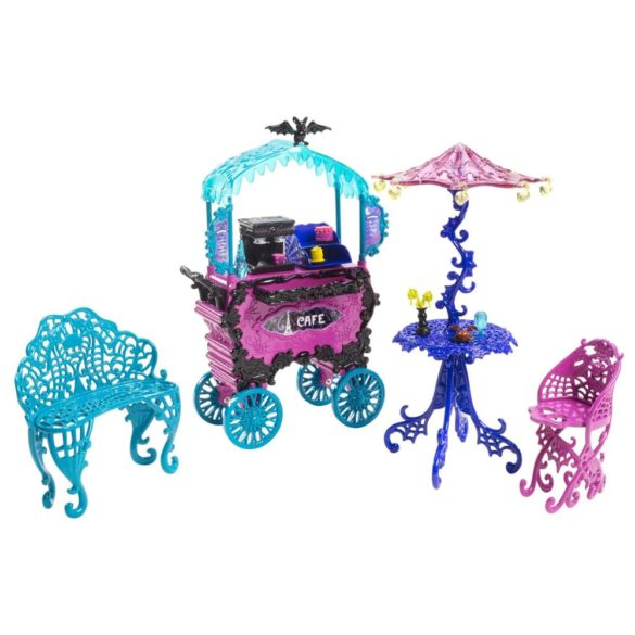cafenea monster high scaris cafe 5