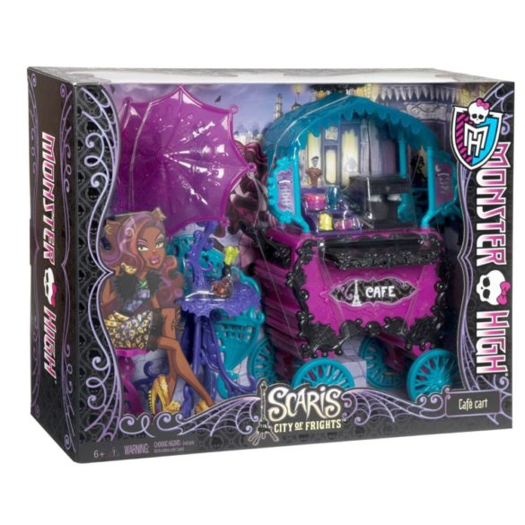 cafenea monster high scaris cafe 6