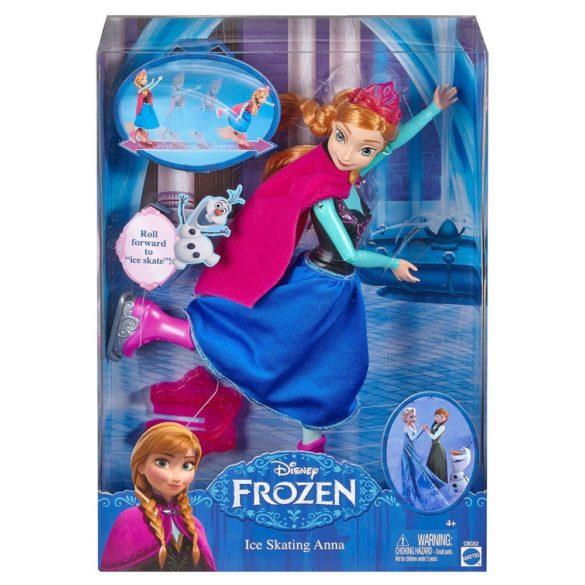 disney frozen papusa anna patinatoare 6