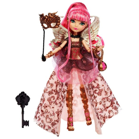 ever after high papusa c.a. cupid colectia thronecoming 1