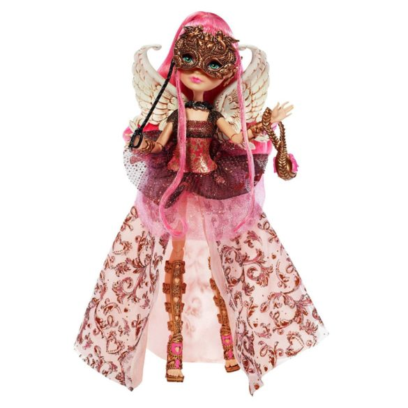 ever after high papusa c.a. cupid colectia thronecoming 2