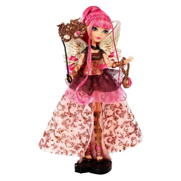 ever after high papusa c.a. cupid colectia thronecoming 3