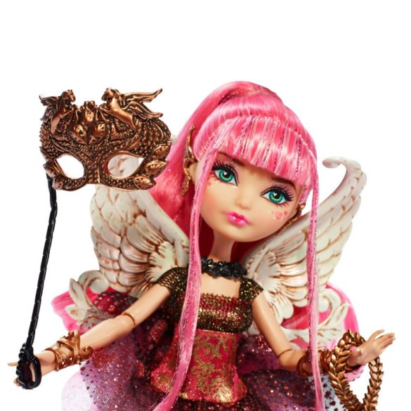 ever after high papusa c.a. cupid colectia thronecoming 4