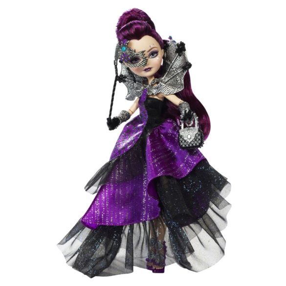 ever after high papusa raven queen colectia thronecoming 4