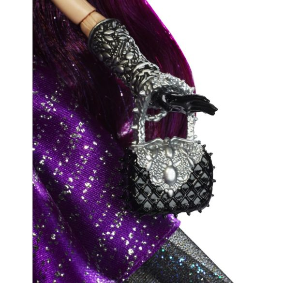 ever after high papusa raven queen colectia thronecoming 5