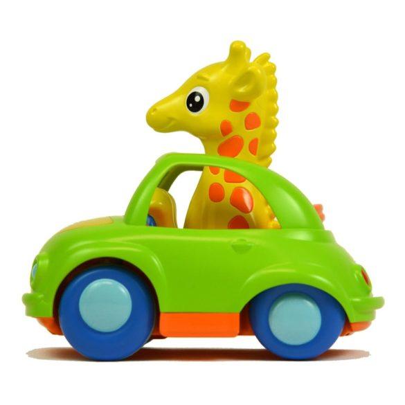 girafa muzicala pe locuri fiti gata 1