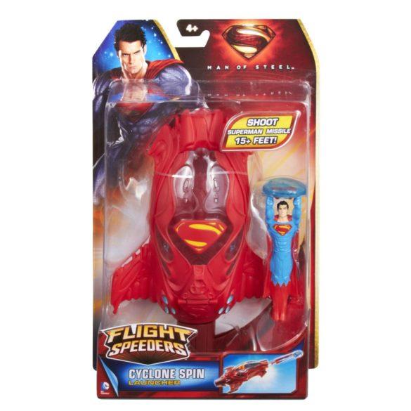 jucarie superman lansator ciclonul centrifug 3