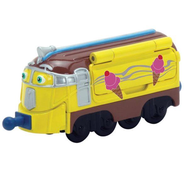 locomotiva chuggington stack track frostini