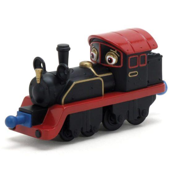 locomotiva chuggington stack track old puffer pete