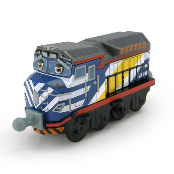 locomotiva chuggington stack track zack