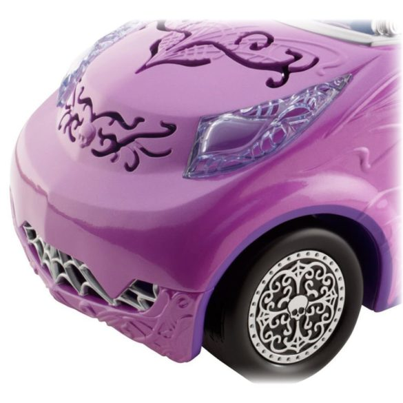 masinuta monster high scaris cabriolet 2