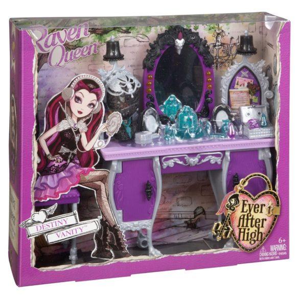 mobilier ever after high dormitorul rebel raven queen 9