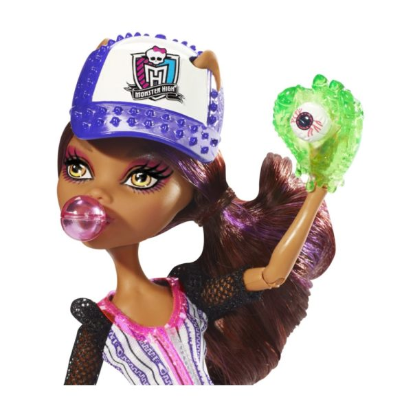 monster high colectia ghoul sports papusa clawdeen wolf 3