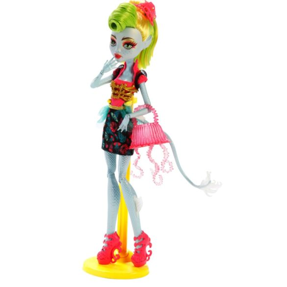 monster high freaky fusion lagoona blue  lagoonafire  5