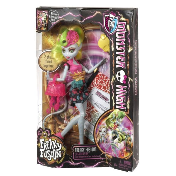 monster high freaky fusion lagoona blue  lagoonafire  7