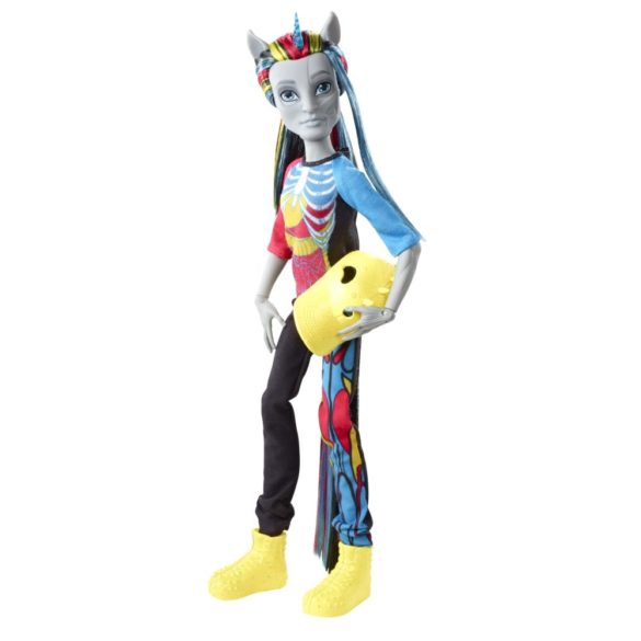 monster high freaky fusion neighthan rot 1