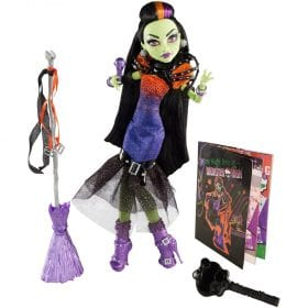 Monster High Papusa Vrajitoare Casta Fierce