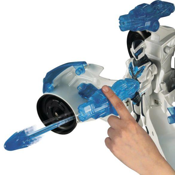 motocicleta zburatoare max steel 3