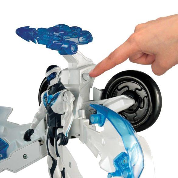 motocicleta zburatoare max steel 4