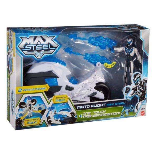 motocicleta zburatoare max steel 6