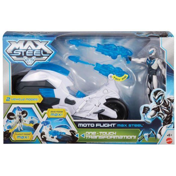 motocicleta zburatoare max steel 7