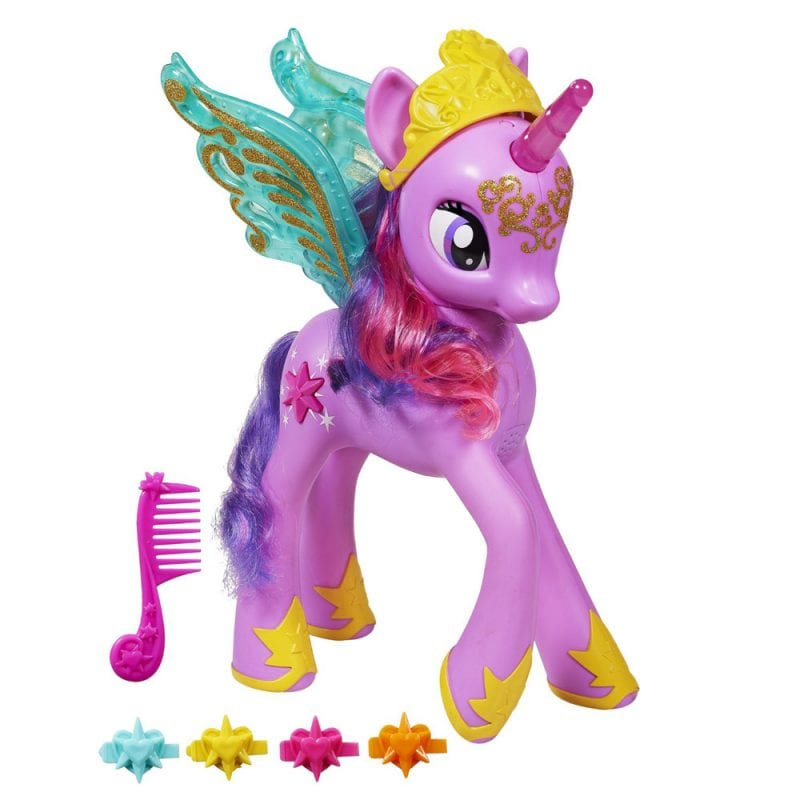 My Little Pony Printesa Twilight Sparkle