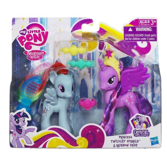 my little pony twilight sparkle si rainbow dash 4