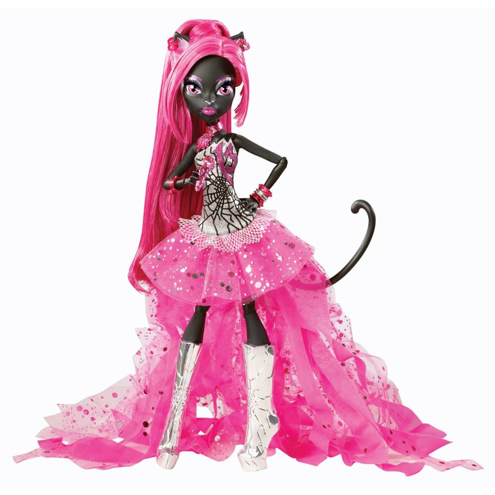 Papusa Monster High Catty Noir - Totorel.ro  sc 1 st  vygogo & vygogo - catty crossword 25forcollege.com