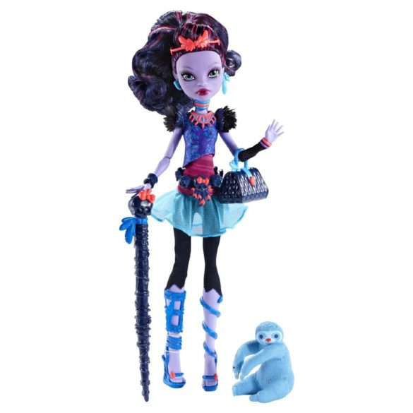 papusa monster high jane boolittle 1