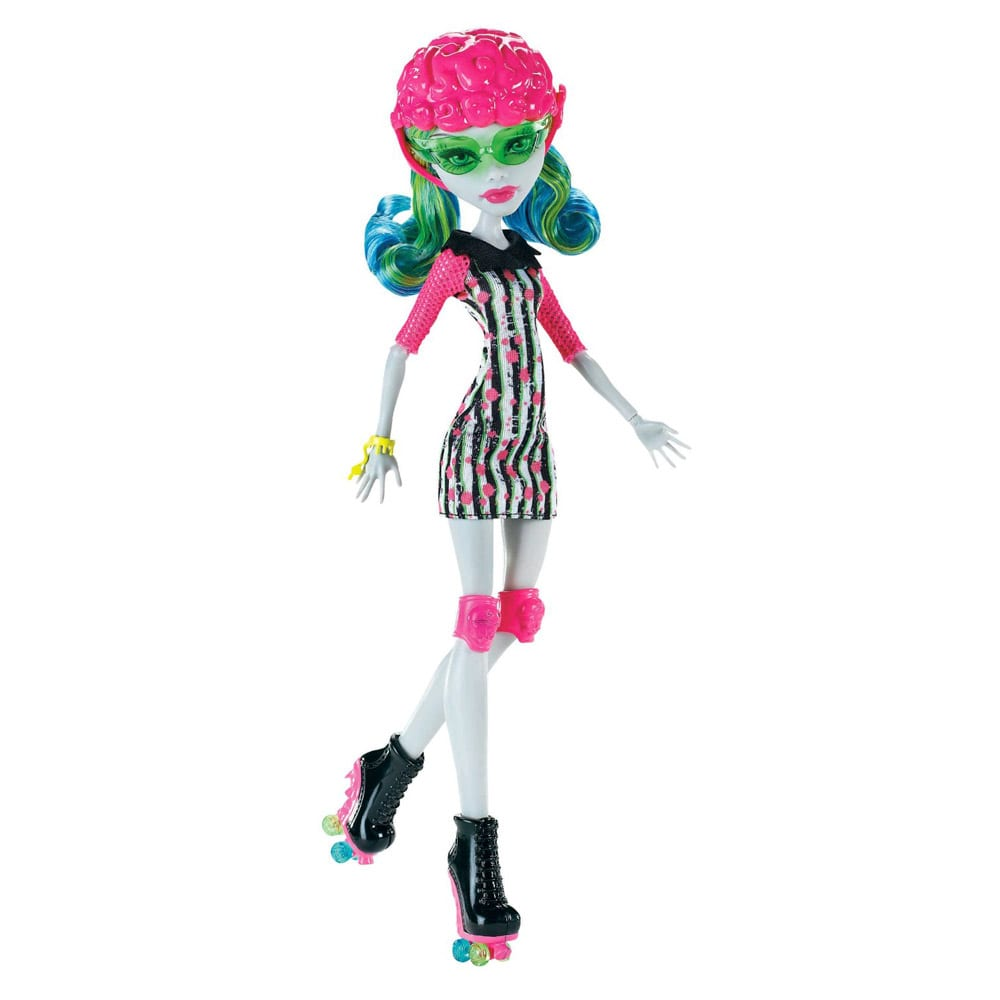 papusa monster high sportive ghoulia yelps pe role totorel ro