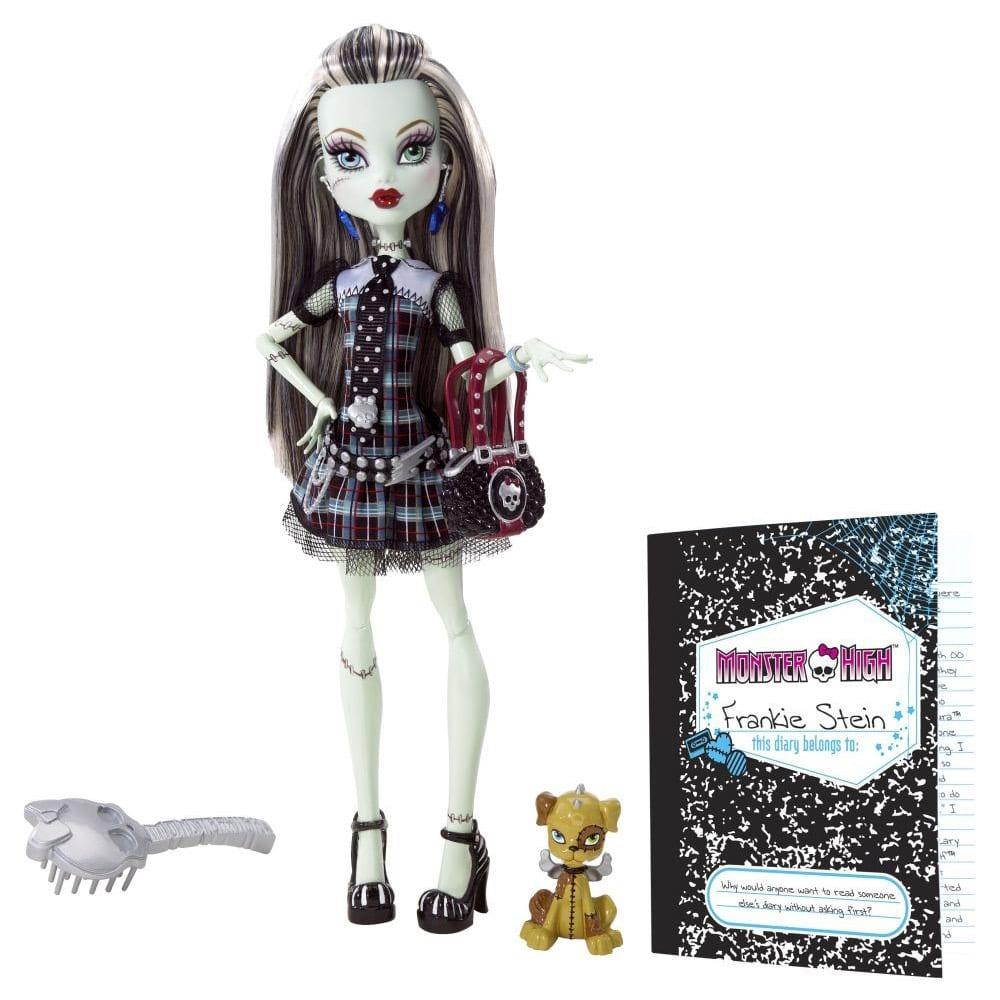 Papusi Originale Monster High Frankie Stein