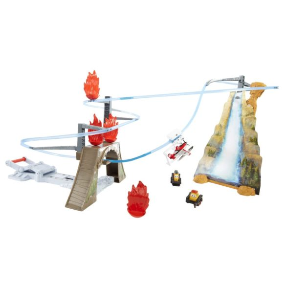 set de joaca planes echipa de interventii piston peak 2