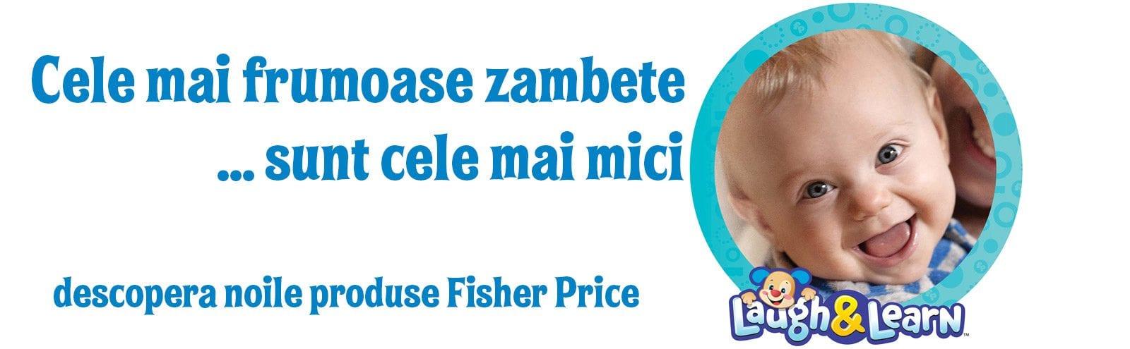 jucarii fisher price bebelusi si nou nascuti
