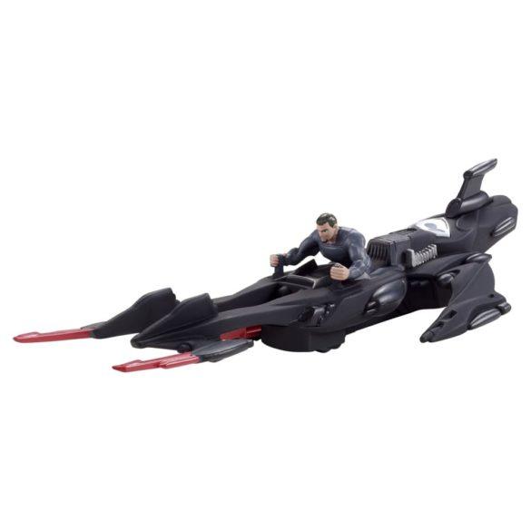 superman figurina si vehicul shadow cruiser 1
