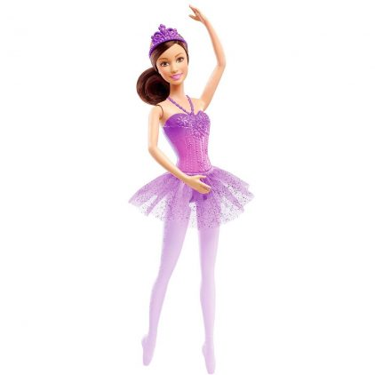 Barbie Papusa Balerina Mov