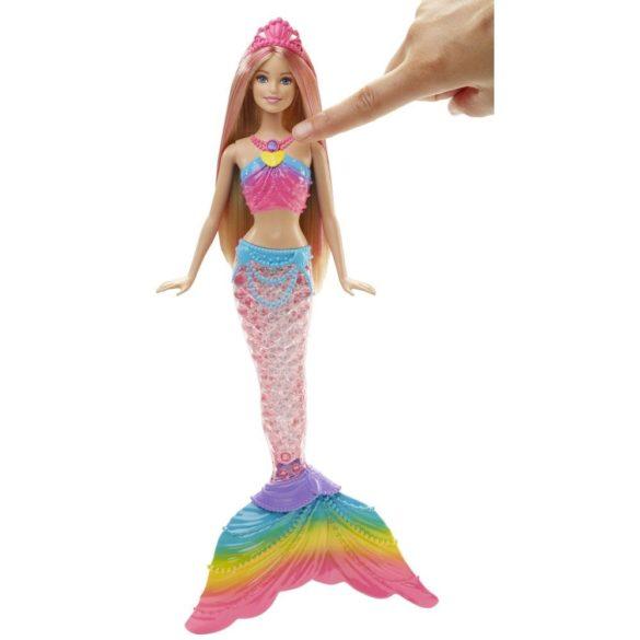 Barbie Papusa Sirena Curcubeu 2