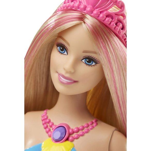 Barbie Papusa Sirena Curcubeu 3