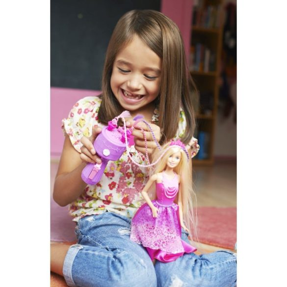 Barbie Regatul Parului Fara Sfarsit Set de Joaca 3