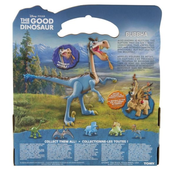 Bunul Dinozaur Figurina Mare Bubbha 6