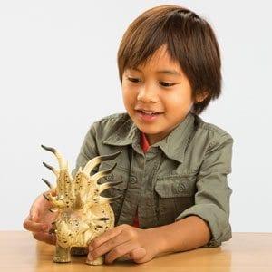 Bunul Dinozaur Figurina Mare Forrest Woodbush