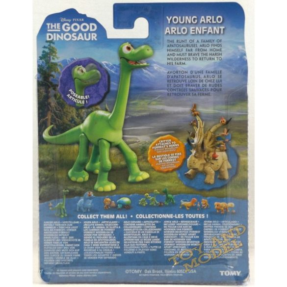 Bunul Dinozaur Figurina Mica Arlo 4