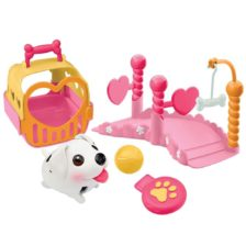 Chubby Puppies Set de Joaca Dalmatian