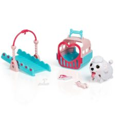 Chubby Puppies Set de Joaca Pudel