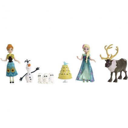 Disney Frozen Set de joaca Micile Printese