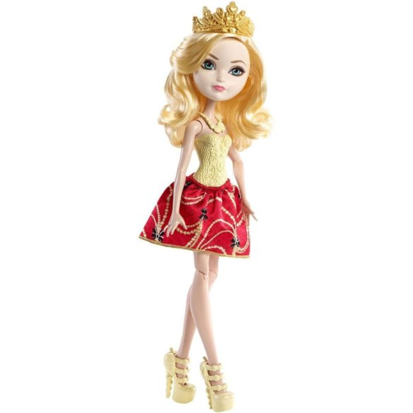 Ever After High Papusa Apple White 1