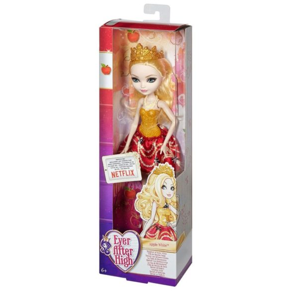 Ever After High Papusa Apple White 5