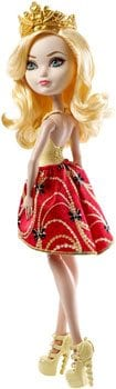 Ever After High Papusa Apple White